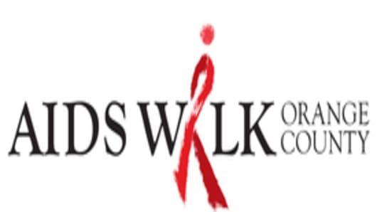 AIDS Walk Orange County Logo