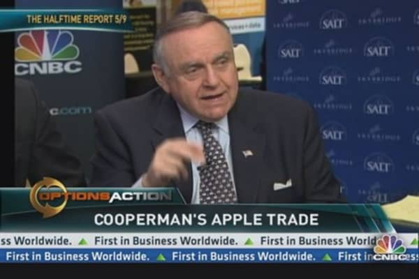 Cooperman's Apple Trade