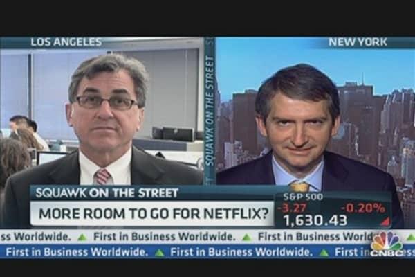 Playing the Netflix Surge: Analysts
