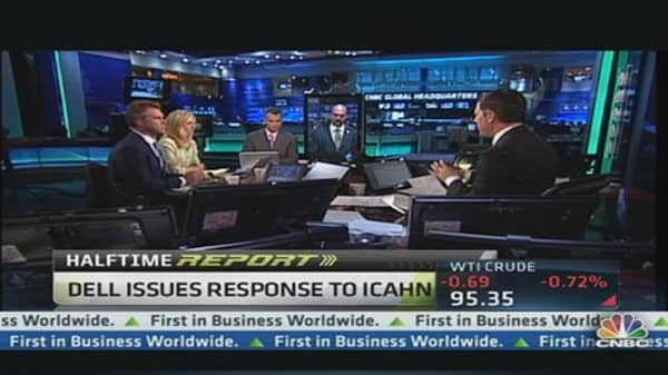 Taking Sides in Carl Icahn's Dell Bid