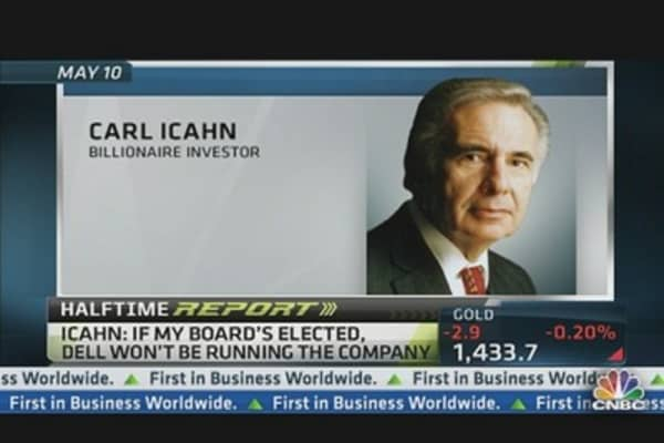 Dell Issues Response to Icahn