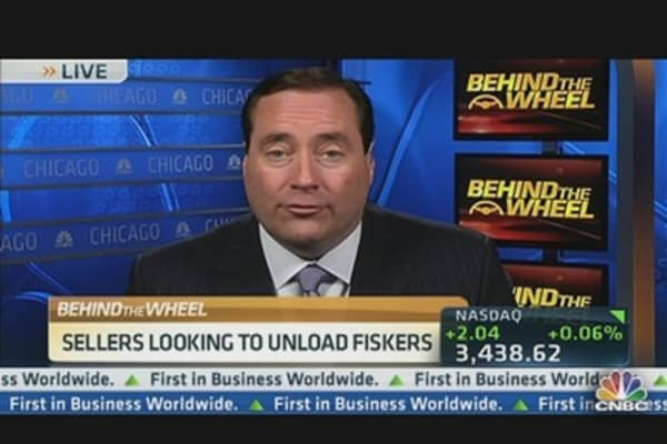 Sellers Looking to Unload Fiskers