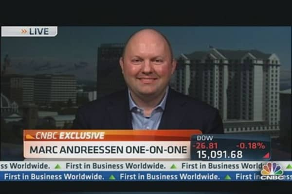 Marc Andreessen: Next Big Tech IPO