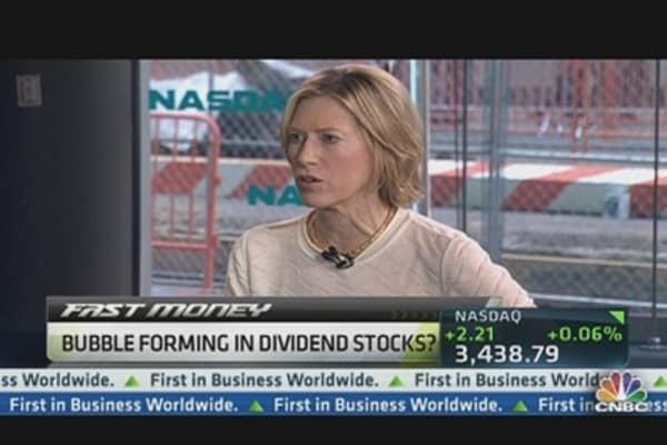 Beware Bubble in Dividend Stocks: Pro