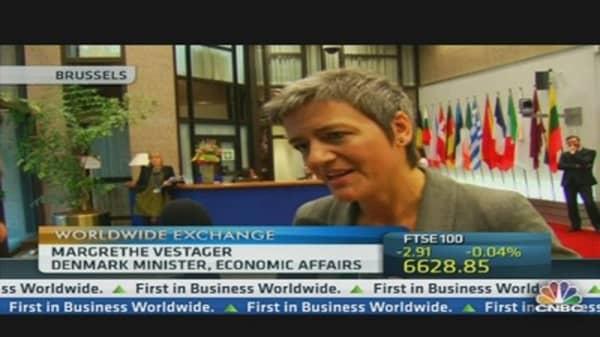 EU Finance Ministers On Britain's Membership