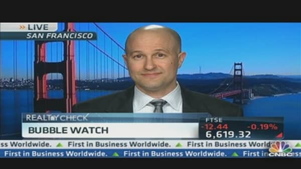 Housing: Bubble Watch With Trulia