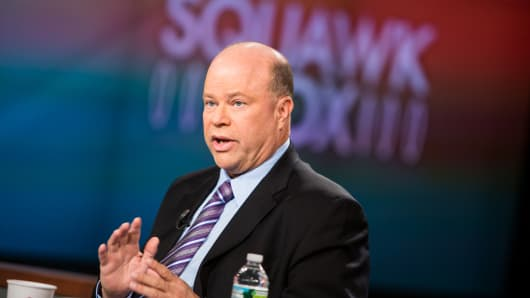 David Tepper, President and Founder of Appaloosa Management
