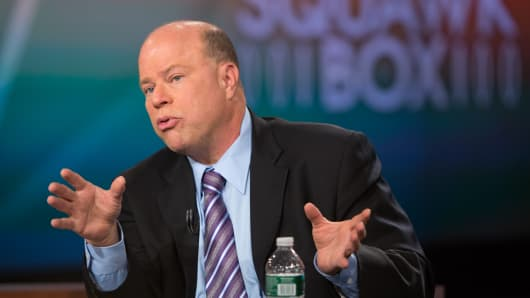David Tepper. president and founder of Appaloosa Management