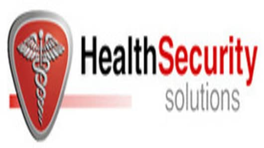 Health Security Solutions Logo