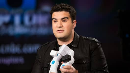 Ben Kaufman founder and CEO of Quirky