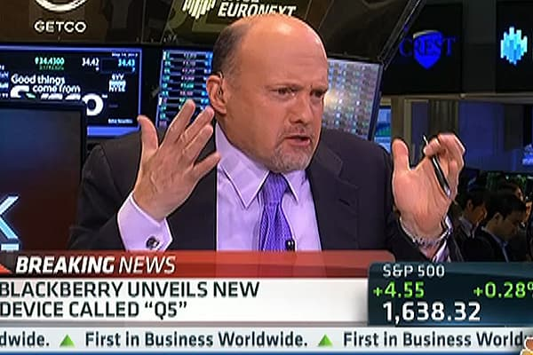 Cramer: This Is the Shorts' Worst Nightmare