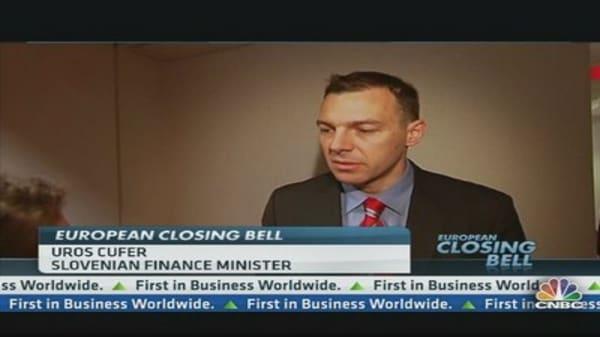 Slovenian Fin Min: Bank Restructuring to Begin in June