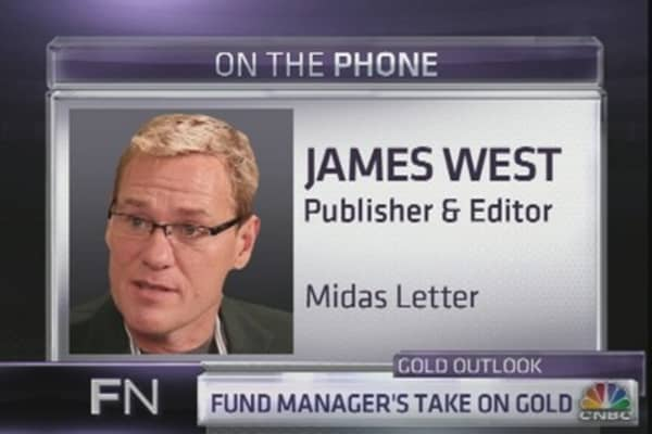 Fund Manager: Gold is Better than Stocks