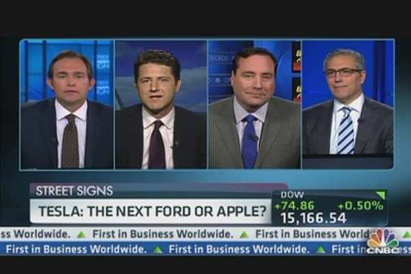 Tesla: The Next Ford or Apple?