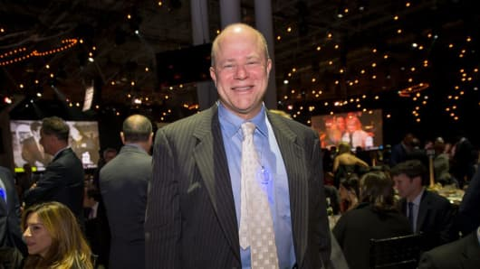David Tepper, Appaloosa Management CIO