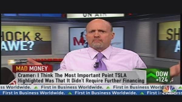 Can Tesla Keep Charging Higher?
