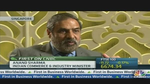 Infrastructure a Priority for India: Minister