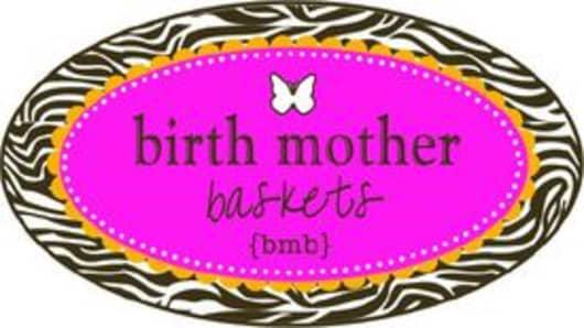 Birth Mother Baskets Logo