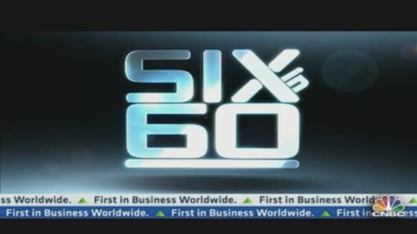 Cramer's Six in 60: Safeway, Schwab, and AbbVie