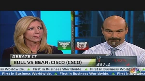 Bull vs. Bear: Cisco