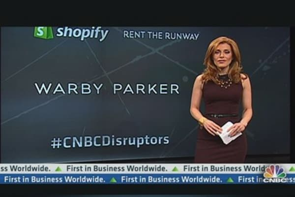 CNBC's Retail Disruptors Revealed
