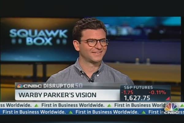 Warby Parker Eyes Success