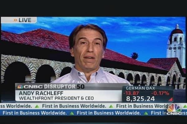 Wealthfront Disrupts Traditional Brokerage Model