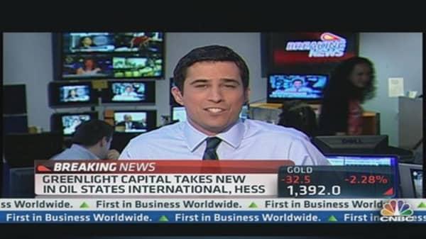 Big Name Investors' 13F