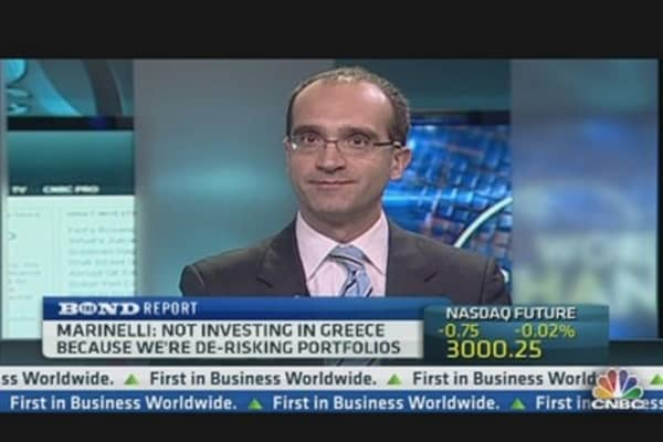 Why This Investor Is Shunning Greek Corporate Bonds