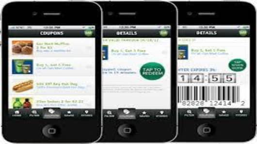 Koupon Media Mobile Offers