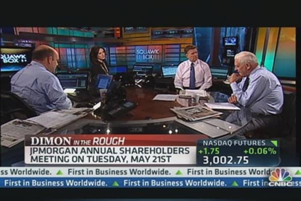 Misguided Attack on Jamie Dimon?