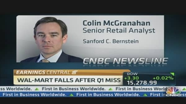Wal-Mart: Bucket of Bad News