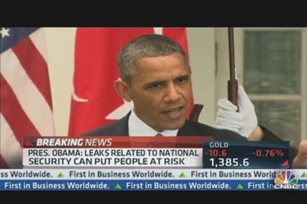 Pres. Obama: People Should Be Outraged at IRS Situation
