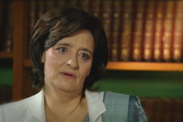 Cherie Blair on Improving Women¿s Lives by 300 Percent