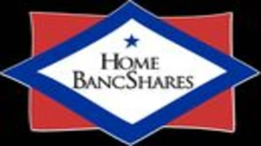 Home BancShares logo