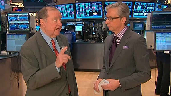 Art Cashin: This Could Send Markets 'Parabolic'