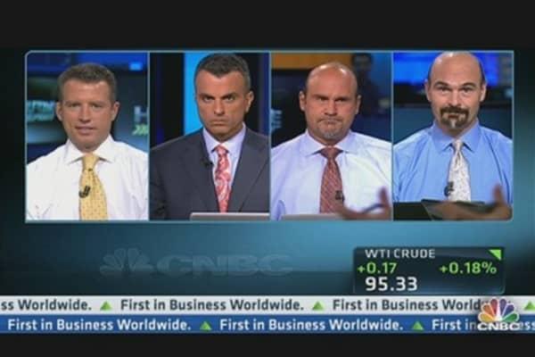 Stocks Rally on Upbeat Economic Data