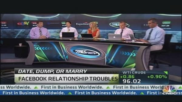 Date, Dump or Marry Facebook