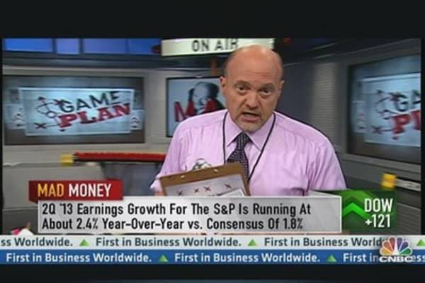 Mad Money: Cramer's Gameplan