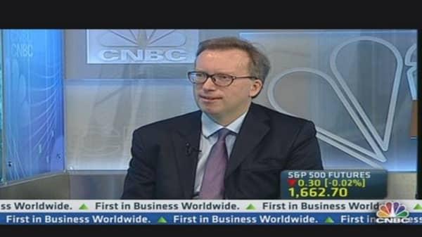 Hang Seng to Top 50,000 by 2015: Morgan Stanley