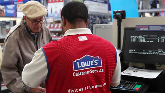 Lowes Stock Quote Unique Lowe's Takes Another Step To Win Workers In A Tight Labor Market