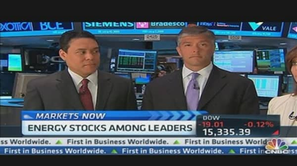 Stocks Struggle to Maintain Gains