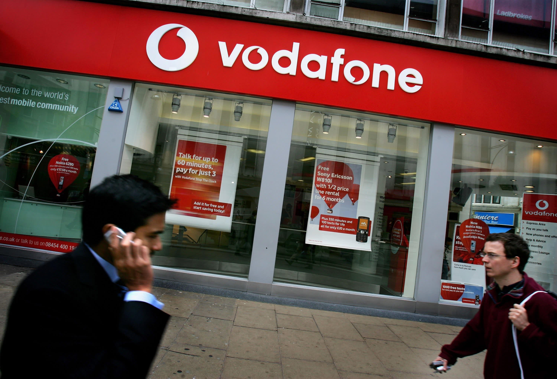Vodafone Hacked 2 Million Clients Data Stolen