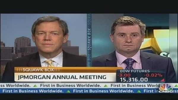 D-Day For JPMorgan's Jamie Dimon