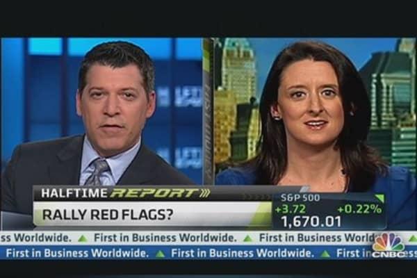 Bear Still Sees S&P Heading to 1,390