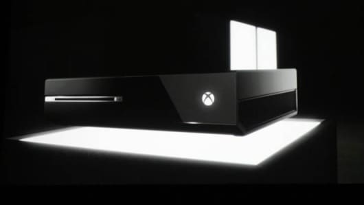 Microsoft's Xbox One.