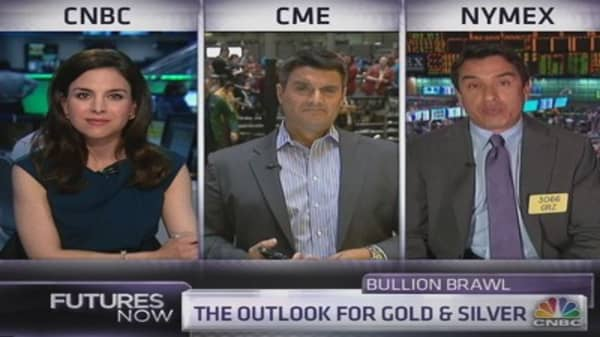 Gold vs. Silver: Which Is Worse?
