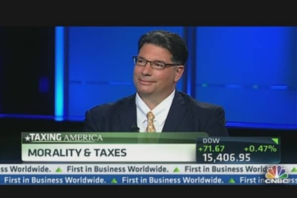 Current Corporate Tax Code Hurting Economy?