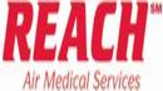 REACH Air Medical Services Logo