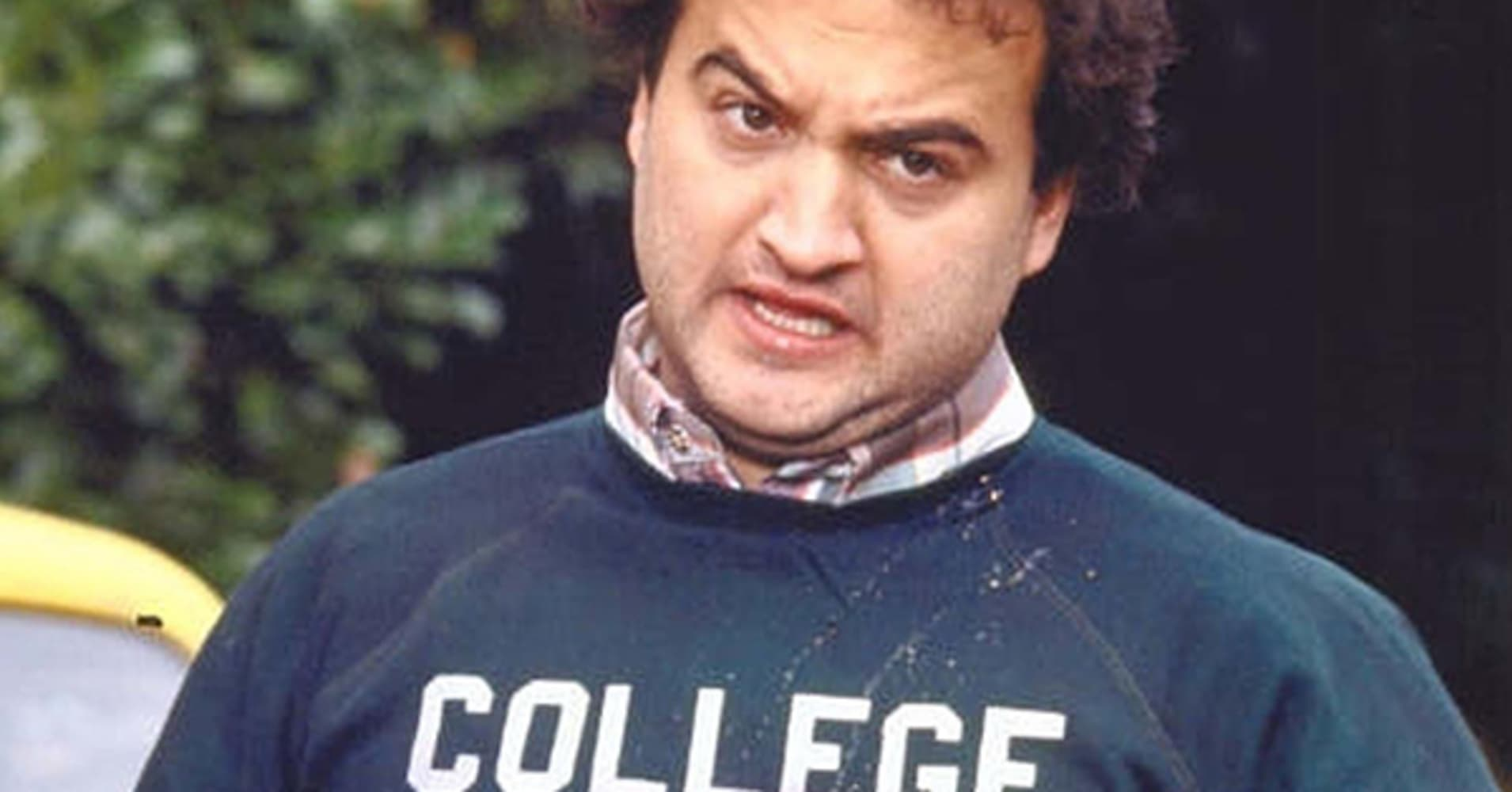 Getting into a fraternity